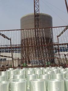 现场制作纤维增强复合材料缠绕大罐