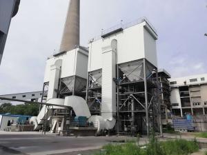 循环流化床锅炉超低排放